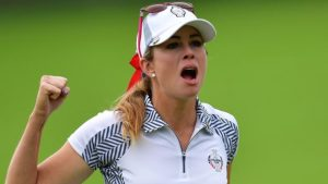 Solheim Cup 2017: US lead Europe 10½ to 5½ going into Sunday