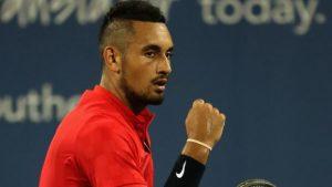 Cincinnati Open: Kyrgios, Dimitrov, Muguruza & Halep reach finals