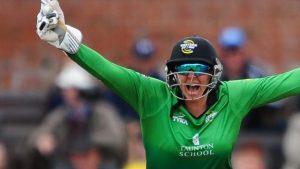 Women's Super League: Priest ton helps Storm to 10-wicket win over Diamonds