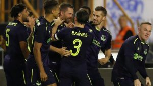 Sigurdsson stunner sees Everton into Europa group stage