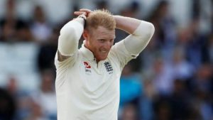 England's Stokes reprimanded for 'inappropriate comment'