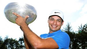 Made in Denmark: USA's Julian Suri wins maiden European Tour title by four shots