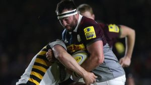 Will Collier: Harlequins and England front-rower signs extended deal