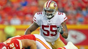 Packers reportedly sign ex-49ers linebacker Ahmad Brooks to one-year deal