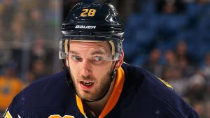 Sabres sign Girgensons to 2-year contract