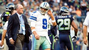 One year ago: Romo goes down, Dak takes over, Cowboys change forever