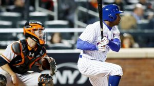 Dodgers acquire OF Granderson from Mets