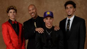 LaVar Ball takes his walking reality show to the masses