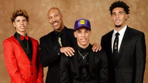 Review: LaVar, reality TV perfect match in 'Ball in the Family'