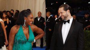 Serena Williams gives birth to baby girl