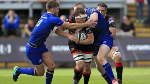 Pro14 highlights: Dragons humbled at home by Leinster