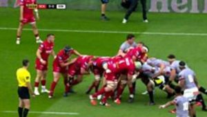 Pro14 highlights: Debutant Halfpenny scores as Scarlets hammer Southern Kings