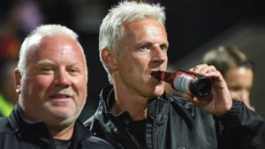 Peter Moores: Notts Outlaws' T20 Blast success is reward for hard work
