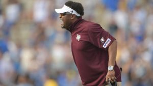 One Texas A&M regent already cast his vote to fire Kevin Sumlin after UCLA comeback