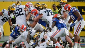 Florida vs. Michigan score, game highlights: Live updates, stats, full coverage
