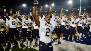 College football game picks, odds for Week 1: Ohio State, Navy should roll early
