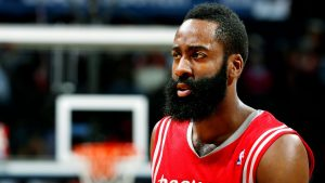 Rockets' Harden giving $1M for Harvey relief