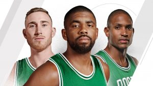 The four-year rebuild that has transformed Celtics
