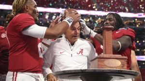 Alabama-Florida State a dud as only one team showed glimmer of a title contender