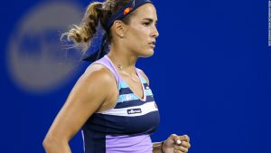 Monica Puig: 'Help Puerto Rico,' it's 'in crisis now'