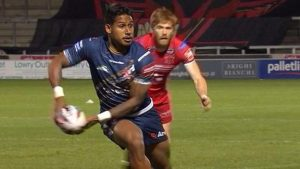 Super 8s: 'Ben Barba magic' sets up St Helens try