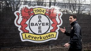 Player tech analysis catapults Bayer Leverkusen into future