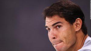 Nadal hit by injury at Paris Masters