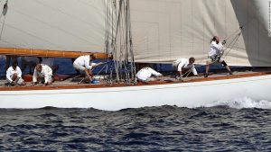 Racing the world's 'most beautiful' boats