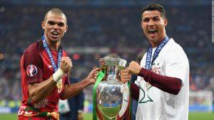Pepe calls on Cristiano Ronaldo to 'come to Besiktas'