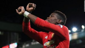 Pogba dedicates goal to migrants sold as slaves in Libya