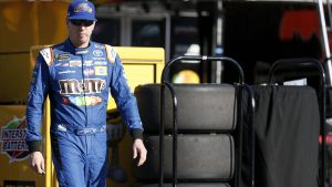 Kyle Busch doesn't care if you discredit his 2015 NASCAR Cup Series championship