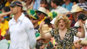 'We were sledged by the aeroplane captain' – the perils of an Ashes tour