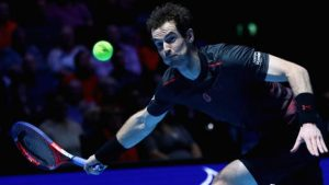 Andy Murray 'clearly uncomfortable' with hip problem – Andrew Castle