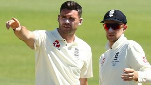 Ashes 2017-18: James Anderson to be England vice-captain