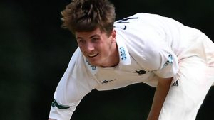 England Lions paceman Garton extends Sussex contract