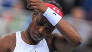 Sabalenka beats Stephens to level Fed Cup final