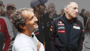 F1: Renault elicits the 'Professor' to make peace with Toro Rosso