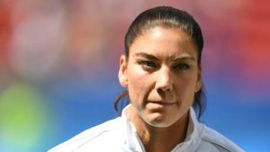Hope Solo accuses ex-FIFA boss Sepp Blatter of sexual assault