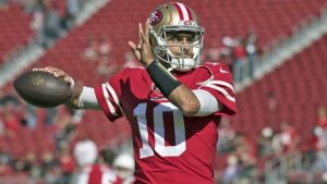 NFL Week 10 odds: Winless 49ers open as favorites, Cowboys open as underdogs