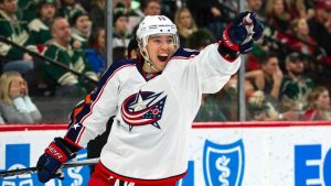 Jackets RW Atkinson signs 7-year extension