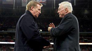 NFL says Jones' conduct 'detrimental' to league