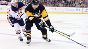 Pens' Malkin out at least 1 game with injury