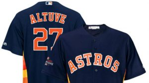 Black Friday 2017 deals on MLB gear: Jose Altuve, Mike Trout, Aaron Judge baseball jerseys