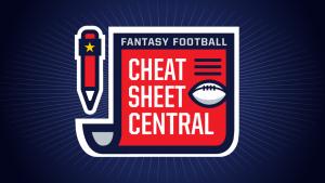 Fantasy football cheat sheet central