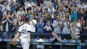 MLB Saturday scores, highlights, live team updates, news: Mariners remain one-run wonders