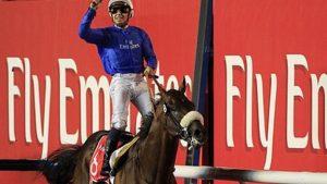 Monterosso wins Dubai World Cup