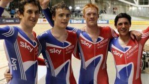GB take superb team pursuit gold