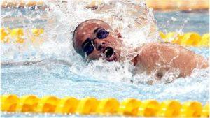 Roberts misses ParalympicsGB team