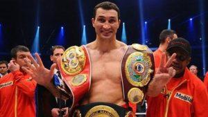 Klitschko to fight Thompson again