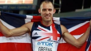 Greene announces Rome race date